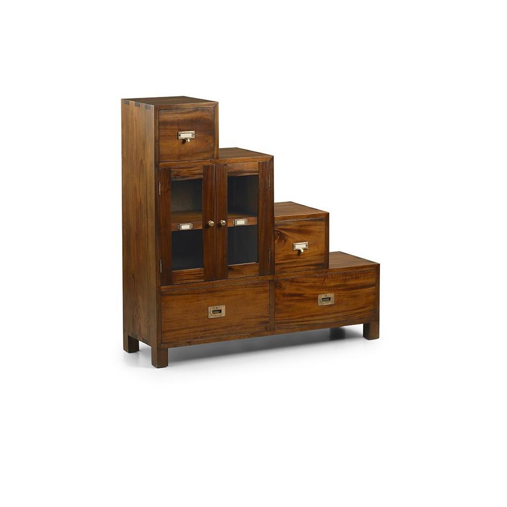 mueble escalera moycor estilo colonial