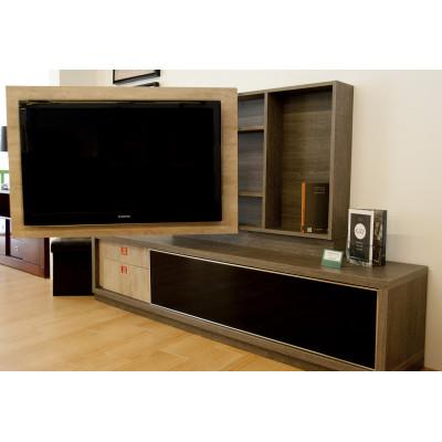 Mueble giratorio tv dise os arquitect nicos - Mueble giratorio tv ...