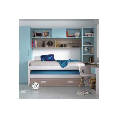 dormitorios juveniles e infantiles en malaga muebles siroco