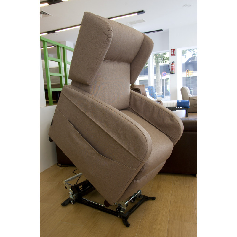 Sillon relax motorizado con sistema Power Lift